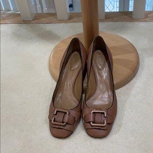 Brown Chloe shoes